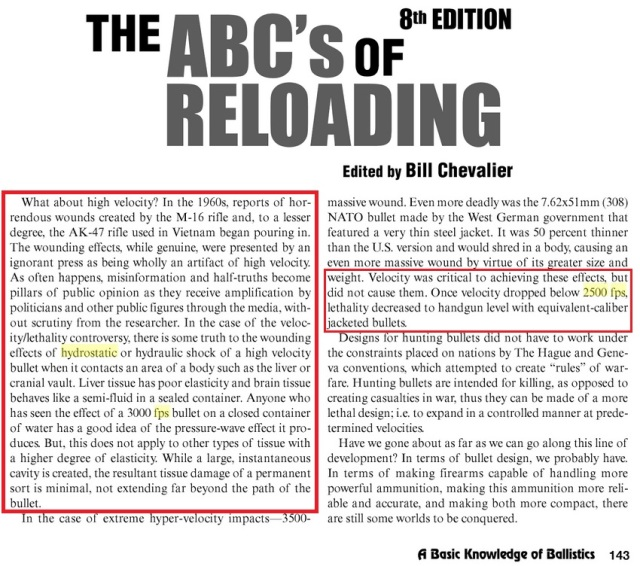 thr-abcs-of-reloading-page-143-hydrostatic-shock-in-elastic-tissue
